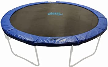 Upper Bounce Super Trampoline Safety Pad (Spring Cover), Blue