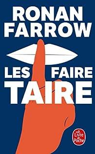 Les faire taire par Ronan Farrow