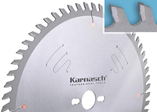 Hartmetall-bestücktes Kreissägeblatt Formatieren - Hohlzahn - Dach-Flach positiv 160x2,8/1,8x20/16mm 38 HDF-P - NL:2-6-32