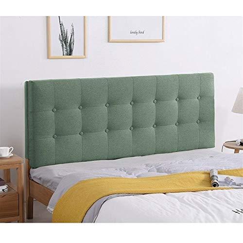 VIVIANE Nachtkissen, Nacht, Bett Zurück, Gepolsterte Rückenlehne (Color : F, Size : 200 * 60 * 5cm)