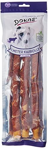 DOKAS Kaurolle– Getreidefreier Premium Kausnack für Hunde