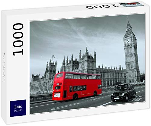Lais Jigsaw Puzzle autobús en Londres 1000 piezas