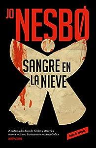 Sangre en la nieve par Jo Nesbo