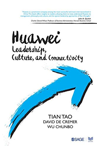 Huawei: Leadership, Culture, and Connectivity (English Edition)