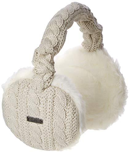 Barts Damen Monique Ohrenschützer, Elfenbein (Oyster), Einheitsgröße
