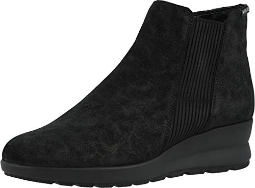 Mephisto Women's Pienza Ankle Boots Black 8.5 M US