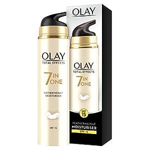 Olay Total Effects Crema Hidratante Antiarrugas 7en1 SPF15 50ml