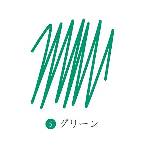 Staedtler Oil-Based Ballpoint Pen Triplus, Green, 0.7mm Point (431 F-5) Photo #4