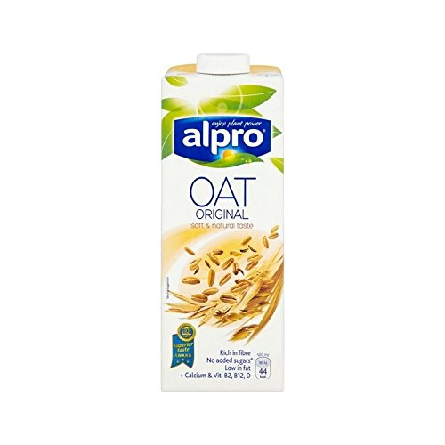 Alpro Longlife Hafermilch Alternative 1L - (Packung mit 4)