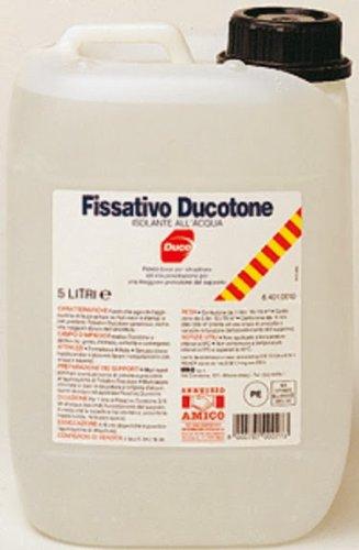 FISSATIVO PITTURA IDROPITTURA DUCOTONE LT 5