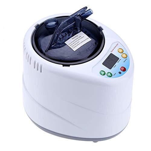 Generatore di vapore, macchina per il bagno di vapore Sauna CE ROSH 1000 w Capacità massima 2L Accessori per sauna a vapore Riscaldatori (spina UK)