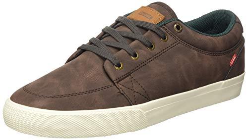Globe Unisex Unisex-Erwachsene Gs Skateboard Schuhe, Brown Mock/Antique, 39 EU, 7 UK