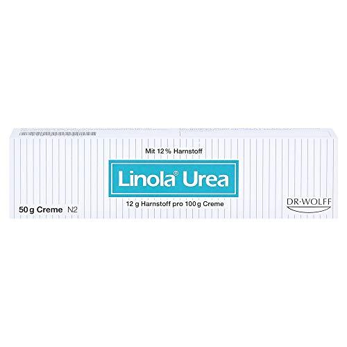 Linola Urea Creme, 50 g Creme