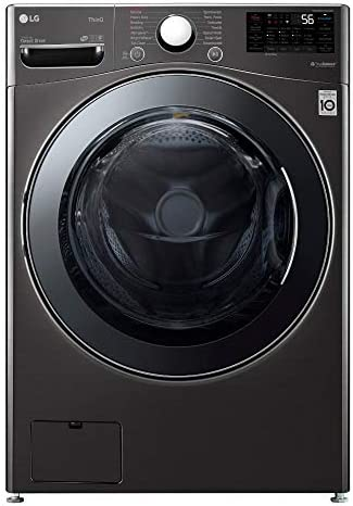 LG WM3998HBA 4 5 cu ft Front Load Washer Dryer Combo product image
