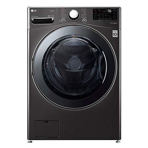 LG WM3998HBA 4.5 cu.ft. Front Load Washer & Dryer...
