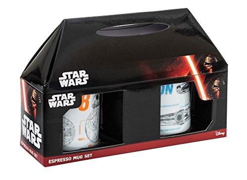 Star Wars 25143 Set: 2 Espressotassen