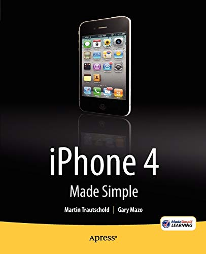iPhone 4 Made Simple (Madesimple Learning)