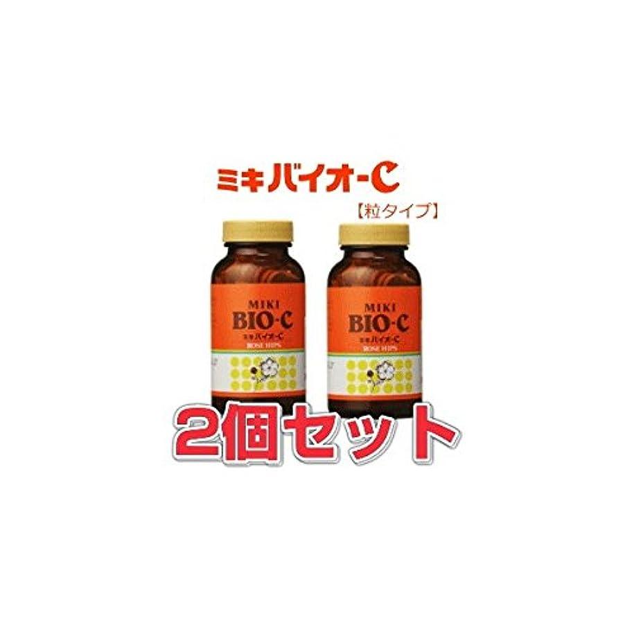 クール五エキゾチック三基商事/ミキプルーンミキ バイオC(粒タイプ)×2個セット120g(1g×120粒)