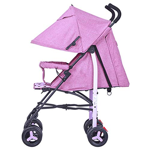 Review Of DZFZ Strollers Toddlers Lightweight Multi-Function Baby Stroller Awning Sit Lay Comfortabl...