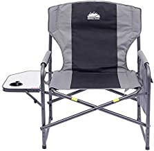 Coastrail Outdoor XXL Oversized Director Chair Supports 600lbs, 28