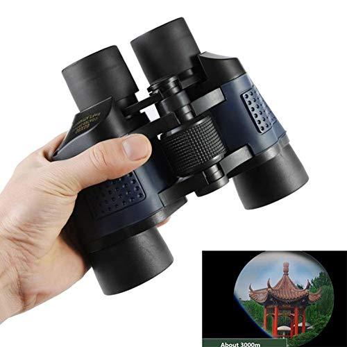 QWERDF 10X36powerful Jumelles pour Adultes, Jumelles Légère pour Admiration des Oiseaux De Chasse Sportive BAK4 Prisme FMC Objectif Faible Lumière De Vision Nocturne pour L'extérieur