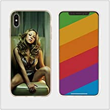 Inspired by Mariah Carey Phone Case Compatible With Iphone 7 XR 6s Plus 6 X 8 9 11 Cases Pro XS Max Clear Iphones Cases TPU - Shirts- Japan- Lotion- Tee- Tee- 33038581387