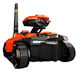 ARTIFICIAL FLOWER Rc Tank, with Hd Camera Camera, Off Road RC Trucks, Remote Control Tank Mini WiFi Spy Rover Tank, App-Controlled Car Video Recorder Support, Gift for Boys/Girls/Teens/Children