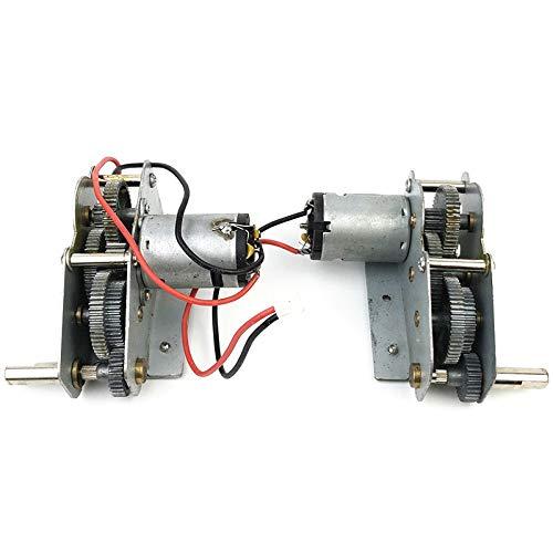 Liseng para Henglong 3818-1 3819-1 3848-1 ect 1/16 RC Tank Parts Sistema de Accionamiento de Metal / Caja de Engranajes de Metal: Amazon.es: Juguetes y juegos