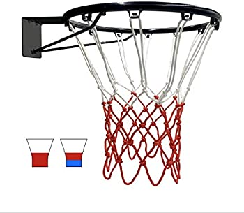2-Pack Tcomhk Professional Heavy Duty Replacement Basketball Net
