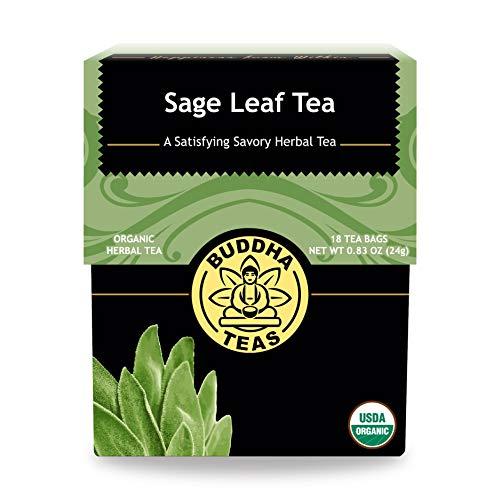 Buddha Teas Organic Sage Leaf Tea | 18...