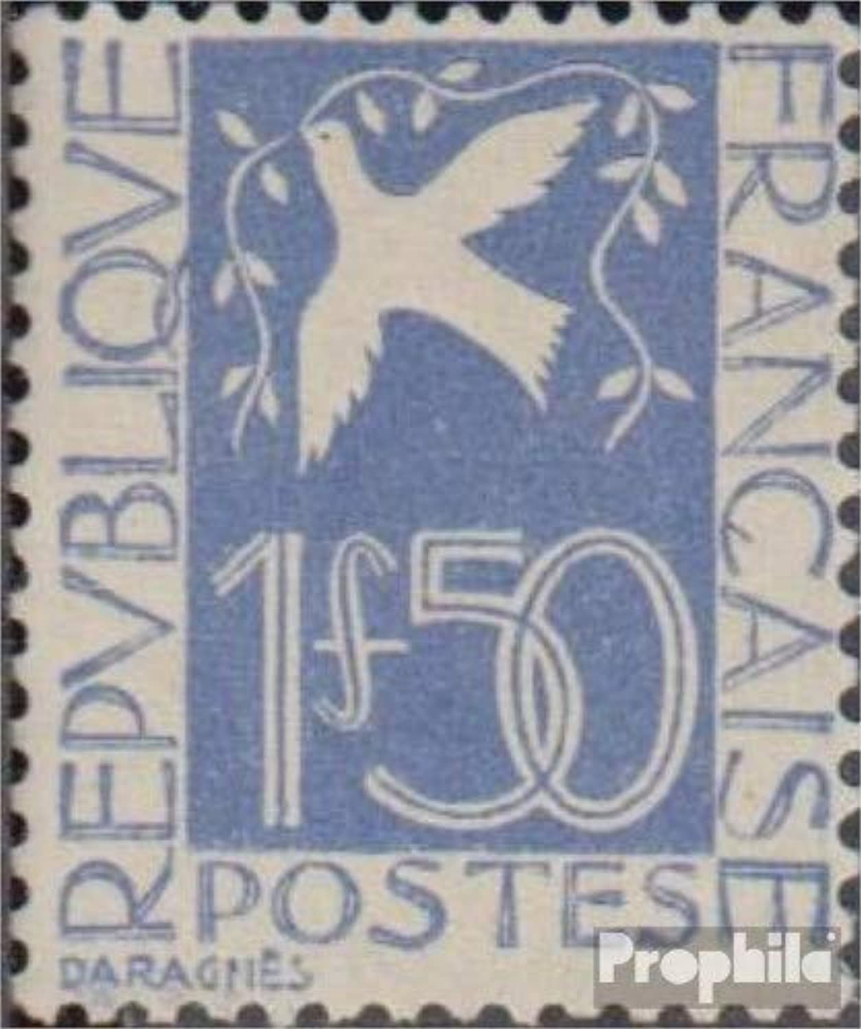 France 291 (complete.issue.) 1934 Dove (Stamps for collectors)