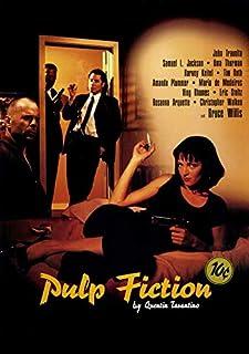 直輸入、小ポスター、米国版「パルプ・フィクション」クエンティン・タランティーノ監督、Pulp Fiction...