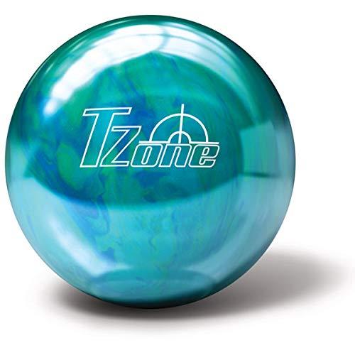 Brunswick Bowlingball Bowlingkugel T-Zone Cosmic - Caribbean Blue, Gewicht in lbs:6 lbs