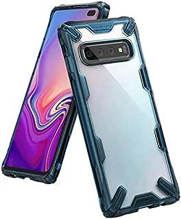 جرابات ODIN-Fitted - جراب هاتف كاربريي لهاتف Galaxy S10/S10 Plus 6.1/6.4 بوصة جراب واقٍ ممتص للصدمات 19Mar11 (B S10 Plus 6...