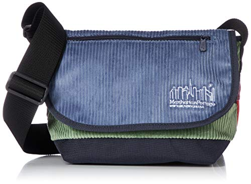 マンハッタンポーテージ『Brisbane Moss Fabric Casual Messenger Bag JR』