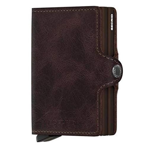 Secrid TV-Chocolate Twinwallet Vintage Leather