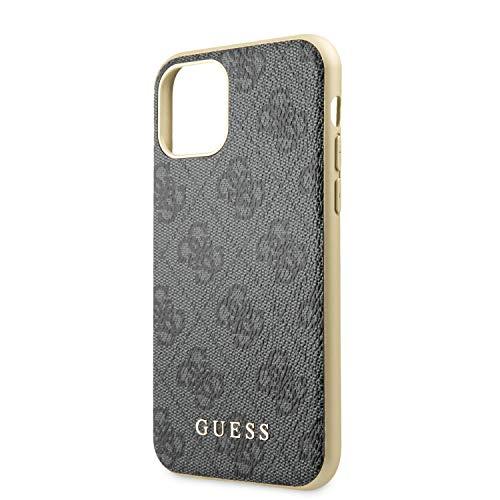 Guess Carcasa Compatible iPhone 11 Gris