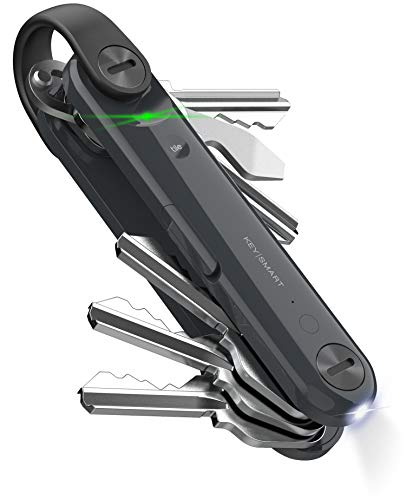 KeySmart Max Smart Trackable Key Organizer with Tile Tracking Tech - $79.99
