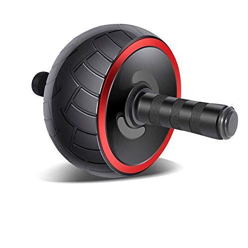 QAZX Músculo abdominal delgada de la cintura de la rueda Reducción del vientre Formación Abdomen Dispositivo Principiante chaleco Línea Deportes aparatos de ejercicios El ejercicio y hacerse más fuert