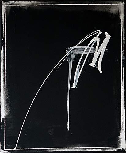 Schwarz weiss Acrylbild auf Leinwand modern Bild Formen Wohnzimmer abstrakte Kunst modernes Design Acryl-Malerei handgemalt Unikat Einzelstück by CST-ART signiert