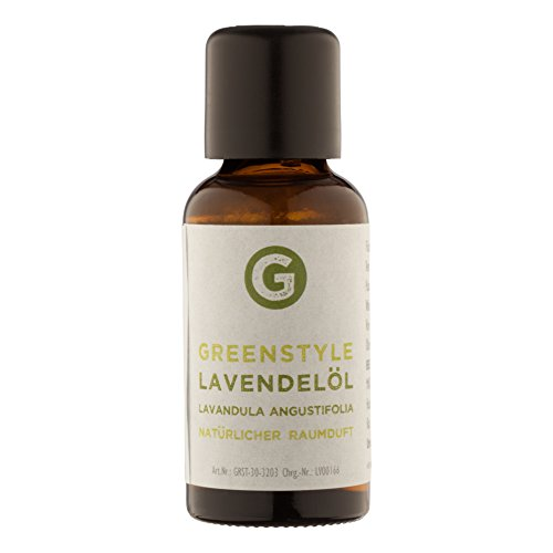 Lavendelöl (30ml) naturrein - ätherisches Öl von greenstyle