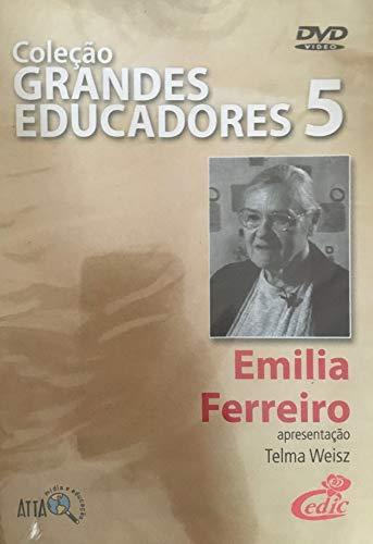DVD Grandes Educadores - Emilia Ferreiro
