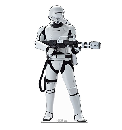 Advanced Graphics Flametrooper Life Size Cardboard Cutout Standup - Star Wars Episode VII: The Force Awakens