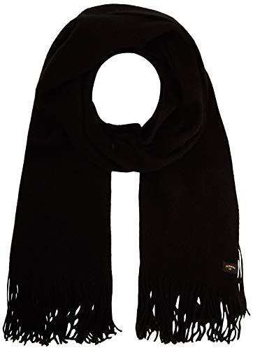 Levi's Eyelash Scarf Sciarpa, Nero (Noir Regular Black 59), Unica (Taglia Produttore: Un) Donna