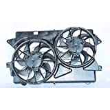 Saturn Vue A/C Condensers & Components - For Saturn Vue Cooling Fan Assembly for Radiator/A/C Condenser 2004 05 06 2007 3.5L V6 For GM3115201 | 89022508