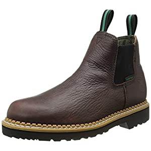 Georgia Boot Men's Georgia Giant High Romeo GR500 Work Boot