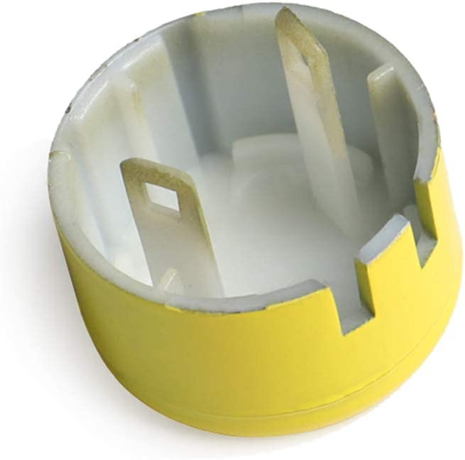 Yellow One-key with Stop Button Cap Fit Compatible with BMW F//G Chassis 1 Series F20 F21 Porfeet Start Button