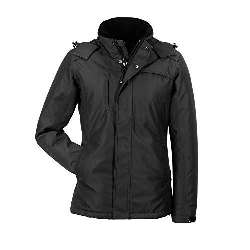 Größe XS Damen Planam Norit Damen Winterjacke schwarz Modell 6440