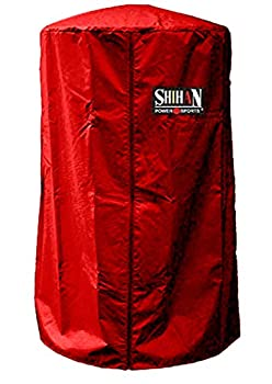 Shihan Boxing Bag Cover Waterproof BOB - XL Daddy Bag New RED Large Freestanding Punch Bag Outdoor Protection for Your Boxing Bag Opponent Freestanding MEGA Bag