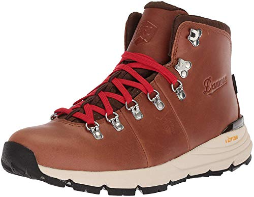 "Danner womens Mountain 600 4.5"" - W's Hiking Boot, Saddle Tan Full Grain, 7.5 US"